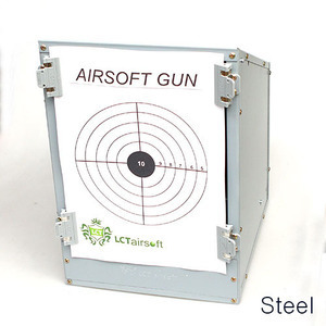 LCT Shooting Target Box(Steel) 탄 튐 방지