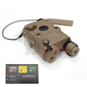 FMA PEQ-15 Laser & Flash Light 장치(TAN)