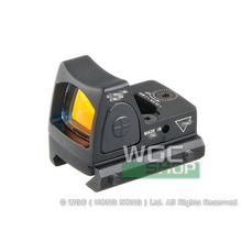 Trijicon RMR Adjustable LED 6.5 MOA Red Dot Sight 레플리카