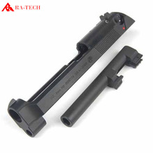 RA-TECH KSC/KWA M9 CNC Steel metal slide & Outer barrel